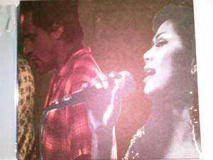 Lead singer Chhom Nimol