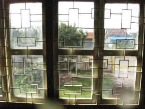 1960s window detail