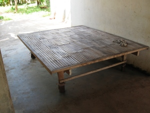 Simple Khmer Day bed