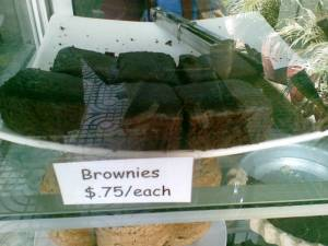 Beautiful Brownies