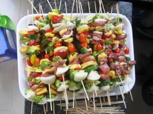 Kebabs Galore