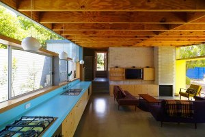 Zac's house / interior