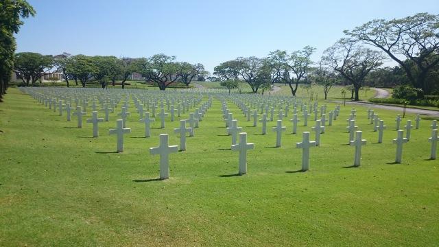 MANILA WAR CEMETERY (2)